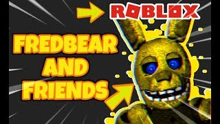 ROBLOX: Fredbear and Friends Family Restaurant | HOW TO GET THE SECRET CHARACTER 6 TUTORIAL.