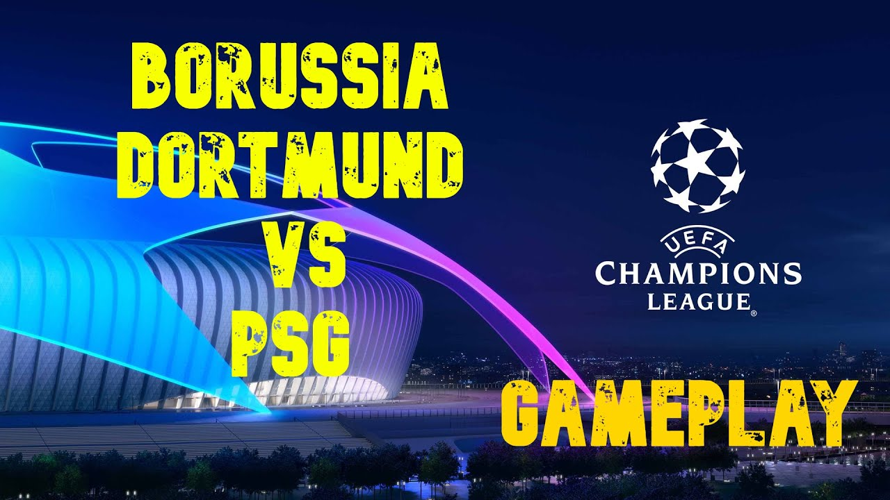 dortmund vs psg - photo #32