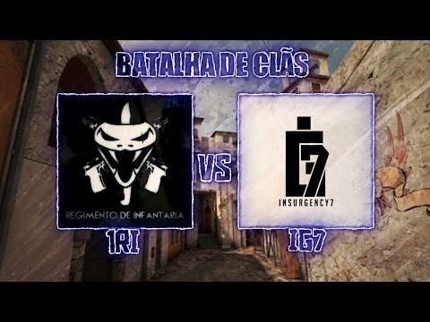 Standoff 2 iG7 vs 1Ri  CW+Discord+1080P  Batalha de clan