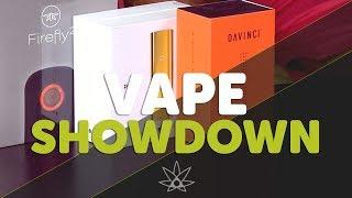 PAX vs. DaVinci vs. FireFly Showdown  //  420 Science Club
