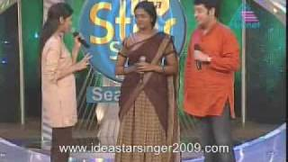 Idea Star Singer Season 4 Stage 2 June 11 Preethi Warrier Bhaavam Round