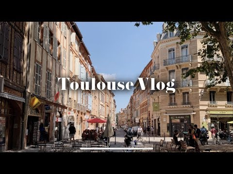 Toulouse Vlog: France High School Study Abroad//CIEE