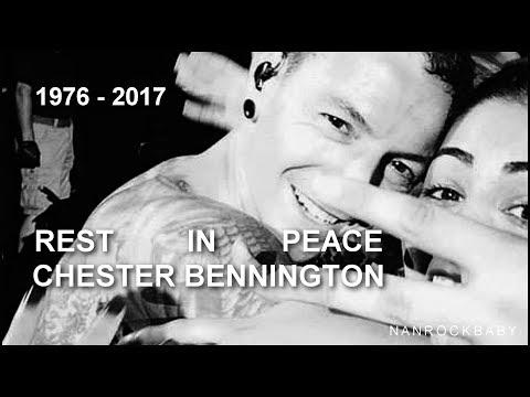 REST IN PEACE, CHESTER BENNINGTON