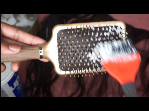 How to paddle brush highlights youtube how to paddle brush highlights pmusecretfo Choice Image
