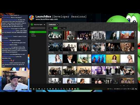 The Biggest Surprise Announcement of the Year - 2017-09-26 - LaunchBox Development Live Streams