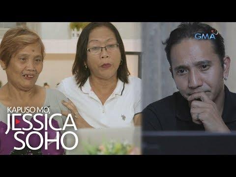 Kapuso Mo, Jessica Soho: Sino ang tunay na ina ni Ryan Mendoza?
