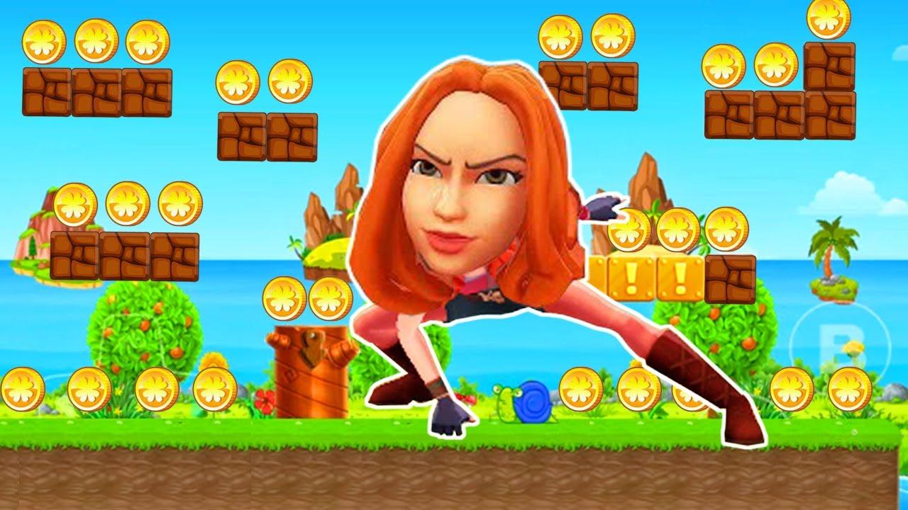 Jumanji Run - Juegos Para Niños Pequeños - Ruby Nuevo Personaje Capitulo 2