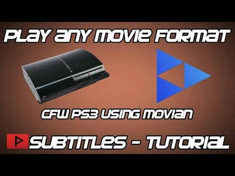 How to play any movie file with subtitles on cfw ps3 using movian how to play any movie file with subtitles on cfw ps3 using movian youtube ccuart Image collections