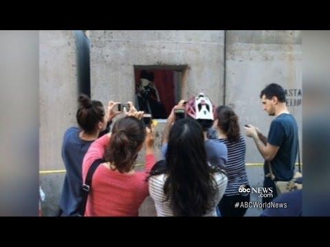 Bagging Banksy: Elusive Artist Strikes Again in NYC