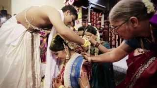 "Singapore Hindu Wedding - Arjun & Durga, by Leonard Hon. song: ""ANBIL AVAN"""