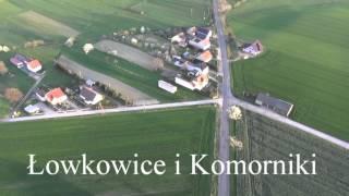 Wiosenna inspekcja lotnicza gminy Strzeleczki 21 04 2016