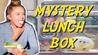 Mystery Lunchbox Switch up Challenge