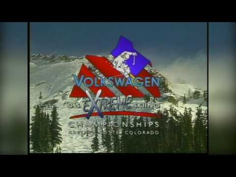 The 1993 US Extreme Skiing Championships - Crested Butte, Colorado