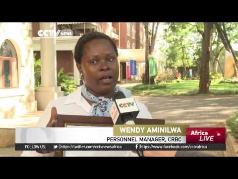 China Road and Bridge Corporation fetes dedicated Kenyan staff