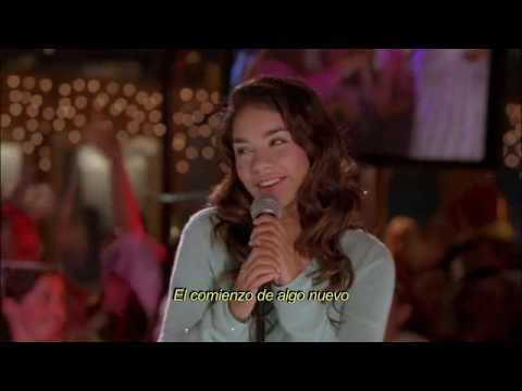 High School Musical 1 - Something New (Subtitulado Español)
