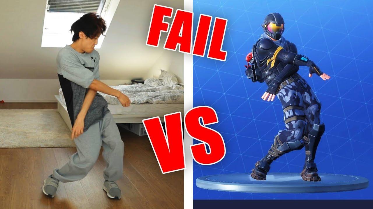 Download Fortnite Tänze in Real Life FAILS Season 4 Edition | Gong Bao