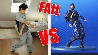 Fortnite Dances in Real Life FAILS Season 4 Edition | Gong Bao
