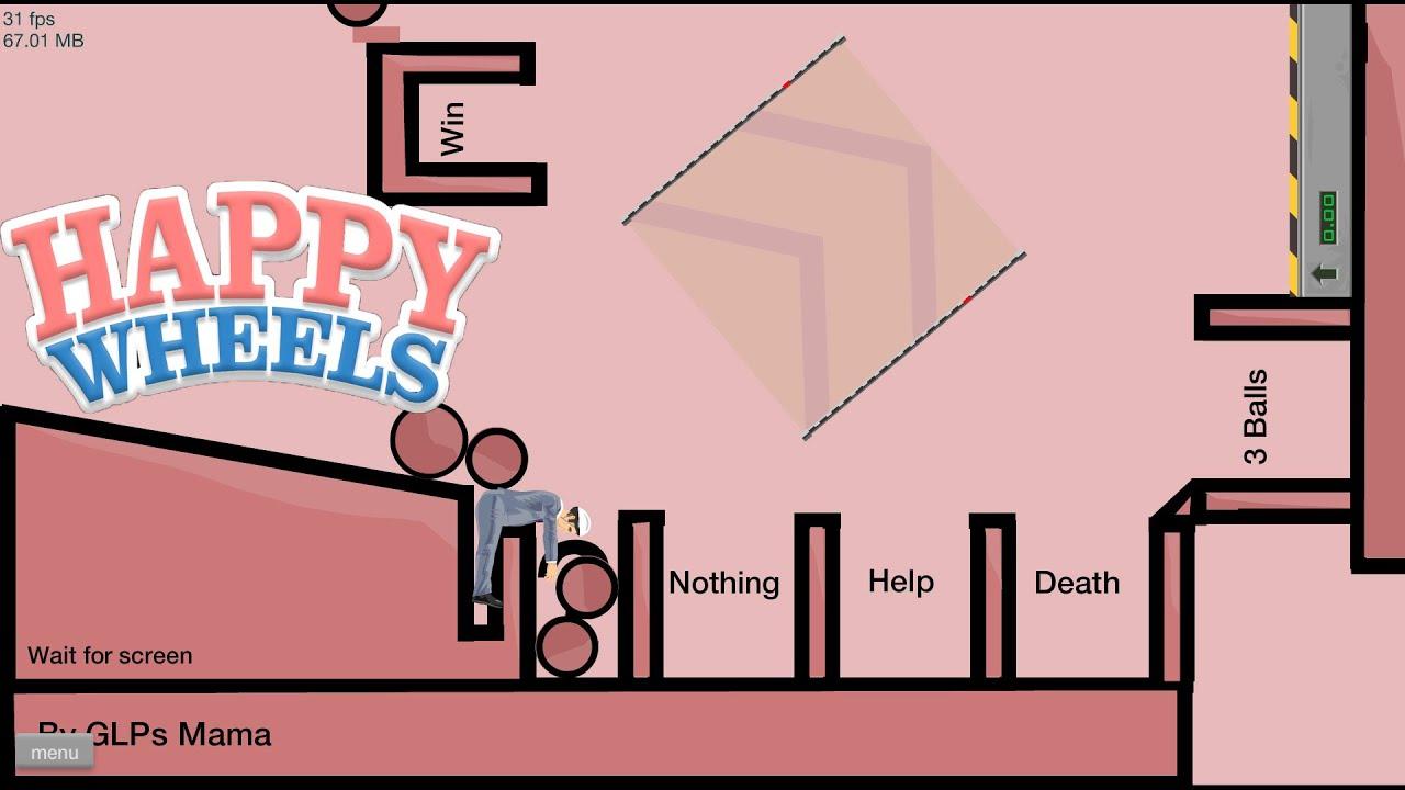 Neue Ballthrow-Idee! - Let\'s Play Happy wheels #116 - YouTube