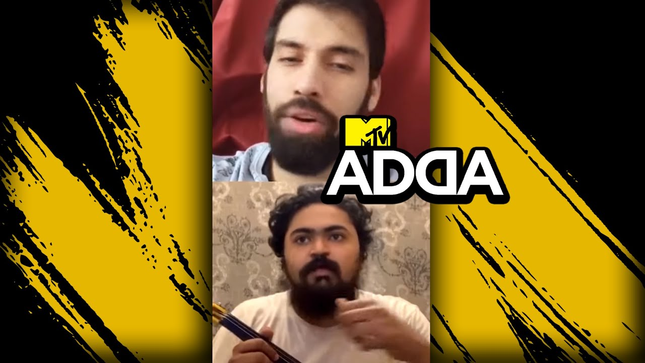 MTV Adda with Milind