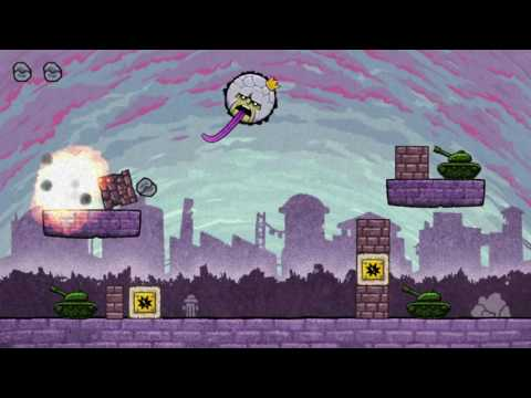 King Oddball Impossible level beaten |