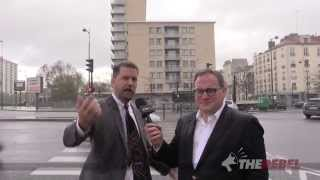 Ezra Levant, Gavin McInnes visit Paris kosher market attacked after Charlie Hebdo
