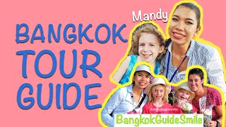 Bangkok Tour Guide   Bangkok Guide Smile   Bangkok Private Tour Guide