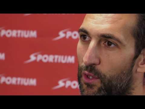 Entrevista exclusiva Diego López | Sportium Apuestas Deportivas