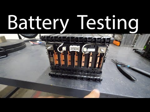 lithium Battery testing Procedures