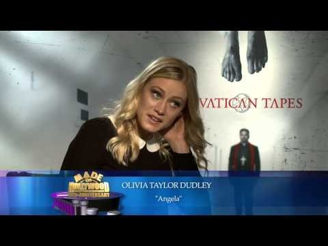 'The Vatican Tapes': Michael Pena, Olivia Taylor Dudley on What Scares Them
