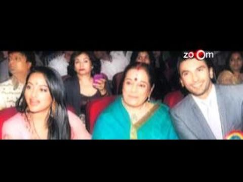 Ranveer Singh spends time with Sonakshi Sinha at a recent event Mp3