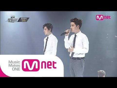 Mnet [엠카운트다운] 엑소(EXO) - 월광(Moonlight) + 중독(Overdose) @M COUNTDOWN 2014.06.05