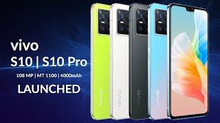 vivo S10, vivo S10 Pro Full Specification and Price | Budget Flagship Smartphone with Dual Front Cam