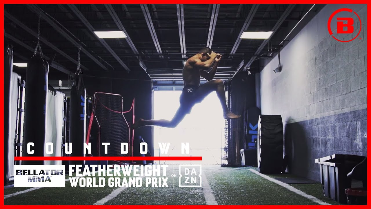 Countdown | Featherweight World Grand Prix - Episode 1
