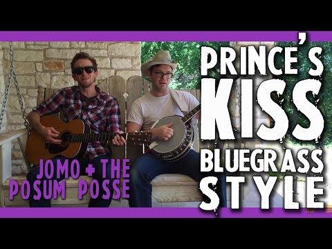 Kiss  Prince Bluegrass   Jes & Jomo