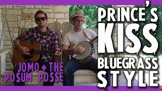 Kiss - Prince (Bluegrass Cover by Jes & Jomo)