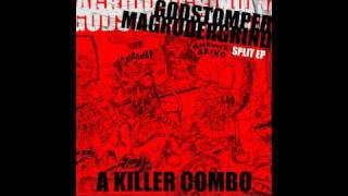 "Magrudergrind / Godstomper split 7"" (2005)"