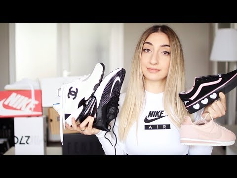 SNEAKERTALK 20 | CHANEL | NIKE | VANS | Eda Vendetta