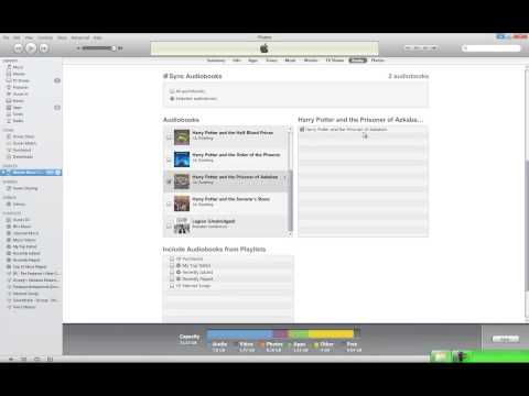How To Get Audiobooks Into iTunes, And On Your iPod/iPhone, And Where To Find Them