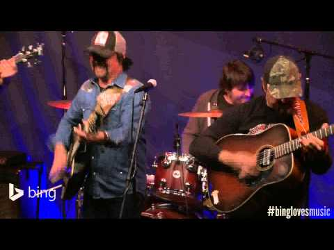 Davisson Brothers Band -- Chicken Train (Bing Lounge)