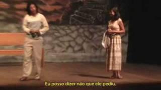 O AUTO DA COMPADECIDA: Chicó & Rosinha.