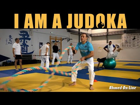 Training with a Judoka