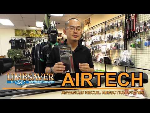 Limbsaver AirTech recoil pad
