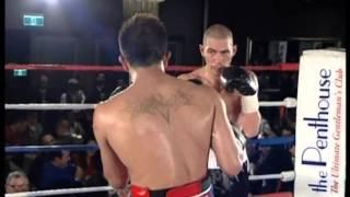 Pinoy proud boxer in australia(Rey Anton Olarte)