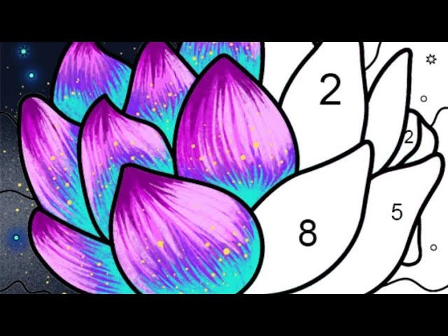 3. Paint By Number - Free Coloring Book & Puzzle Game Fun Art For Kids  And Adults 🎨 - YouTube