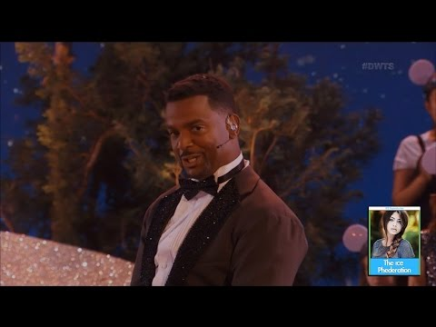 Alfonso Ribeiro Performs Disney Night Opening Number on Dancing with the Stars 24 | LIVE 4-17-17