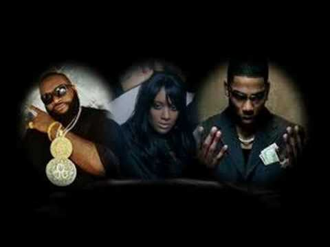 Rick Ross Ft Nelly & Elise Here I Am REMIX Where U At?
