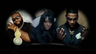 Rick Ross Ft. Nelly & Elise Here I Am REMIX (Where U At?)