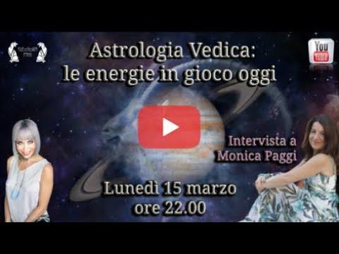 Intervista di Eleonora Fani - ASTROLOGIA VEDICA: le energie in gioco oggi