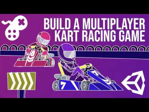 Build a Multiplayer Kart Racing Game with Unity [PROMO]