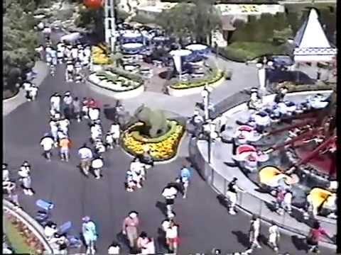 Disneyland Skyway Ride (1992)